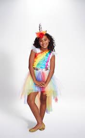 Kids Halloween Costumes Rainbow Unicorn Costume Kids Halloween Costumes Savers Australia