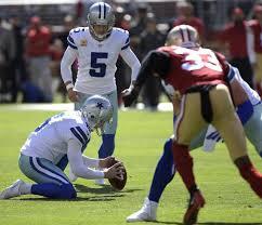 Dallas Cowboys American Flag Dallas Cowboys Injured Dan Bailey Out For U0027a Few Weeks U0027 Fort