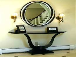 Hallway Table And Mirror Hall Table And Mirror To Match Entrance Hall Table And Mirror Hall