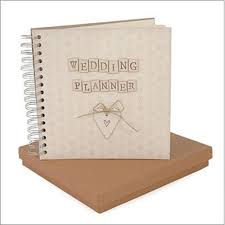 Wedding Planner Books Wedding Wedding Planner Book In Box