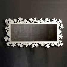 mirror flower by cosatto designed with shaped decorations at my