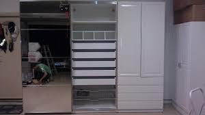 Closet Drawers Ikea by Closet Walk In Decor Ikea Wardrobe Hanging System