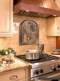 BAM MEDALLION Backsplashcom - Kitchen medallion backsplash