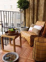 wooden balcony idea small balcony gardens let u0027s leave our
