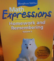 math expressions homework and remembering grade 4 volume 2