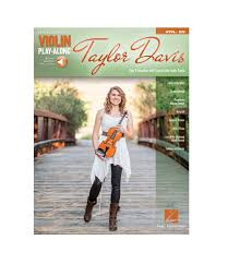 taylor davis popular covers play along sheet music book