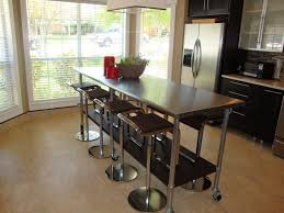 Movable Kitchen Island With Seating Kitchen Marvelous Mobile Kitchen Island Kitchen Island Table