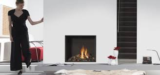 modore 75h by element4 single sided fireplace direct vent gas