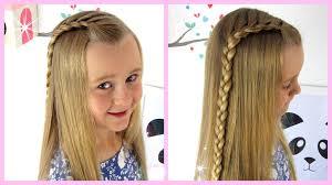 Frisuren Lange Haare F Kinder by Halber Französischer Zopf 3 Minuten Flechtfrisur Halblange Haare