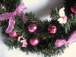 Christmas Decorations To Make Yourself - diy christmas wreath homemade christmas decorations infobarrel