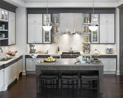 White Kitchen Cabinets With Grey Walls by Gray And White Kitchen Designs Best Grey Wall Kitchen Ideas 6934