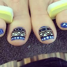 tribal toe nails fashion pinterest tribal toe nails tribal