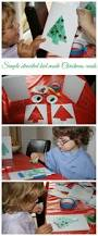 easy christmas cards for children mum in the madhouse