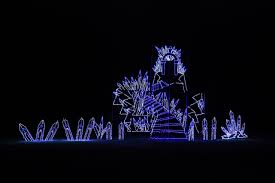 outdoor christmas light show sacharoff decoration