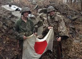 Marines Holding Flag Category Marine Corps