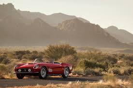 Ferrari California 1962 - the real deal u002758 ferrari 250 gt lwb california spider oc