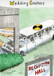 weddings for dummies car crash dummies and comics pictures from