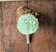 Mint Green Corsage Boutonnieres Corsages U2013 Curiousfloral