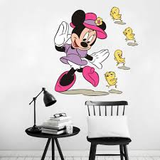 minnie mouse bow clubhouse club wall decal sticker mickey kids minnie mouse bow clubhouse club wall decal sticker mickey kids decor 40x50cm in wall stickers from home garden on aliexpress com alibaba group