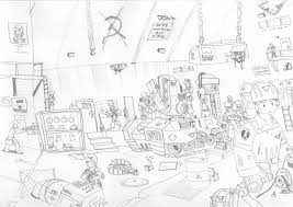 inside a pt factory by nightshadow02 on deviantart