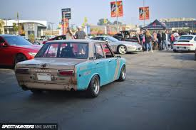 nissan hakotora datsun 510 the turbo datsun rustbucket turbocharged nissan