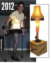 Lamp Shade Halloween Costume Hunky Paralympian Josh Sundquist Reveals 2014 Halloween