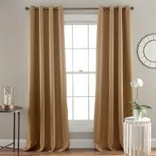 Brown Blackout Curtains Blackout Curtains