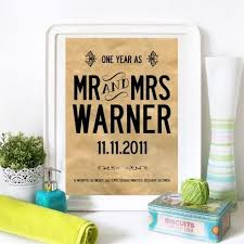 1 year wedding anniversary gift best 25 1 year anniversary gifts ideas on gifts for