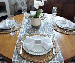 how to make fancy table napkins how to do the bow tie napkin fold the creek line house