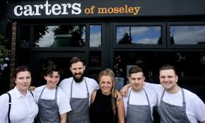 Holly Stars by Birmingham U0027s Fifth Michelin Star Awarded To Carters Restaurant