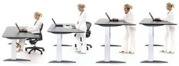 Sit Stand Office Desk Teach Your Employees About Sit Stand Desks Ohs
