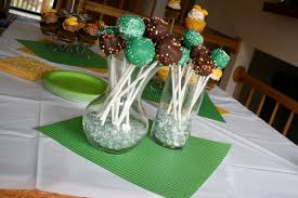 jungle theme baby shower cake pops zone romande decoration