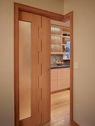 Interior Doors Solid by Exterior Design Winsome Single Oak Natural Polished Sliding Door