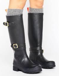 juju heritage wellington buckle boot black times uk 28 00