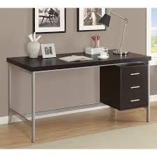 Metal Computer Desk With Hutch by Monarch Computer Desk 60