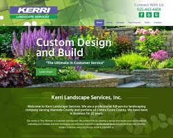kerri landscape services diamond certified