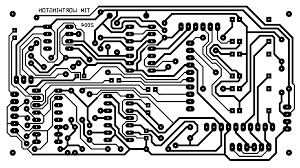 layout pcb inverter pcb layout wiring diagram components
