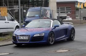Audi R8 Gt Spyder - audi r8 gt spyder news and information autoblog