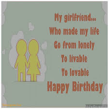 birthday cards beautiful best birthday card messages for girlfrie