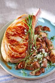 cuisiner une cote de veau recette côtes de veau au four cuisine madame figaro