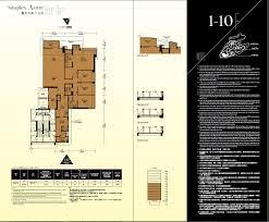 dbay amalfi 津堤 dbay amalfi floor plan new property gohome