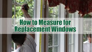how to measure for replacement windows in nn u0026 ny renewal by