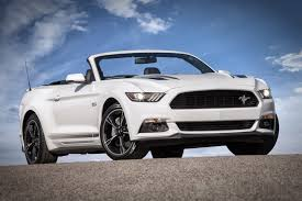 california mustang 2016 ford mustang gets minor updates california special