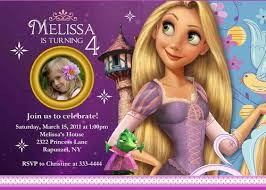 rapunzel birthday party invitation ideas u2013 bagvania free printable