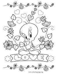 free download tweety bird coloring pages toyolaenergy