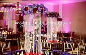 chandelier centerpieces 2 table top chandelier centerpieces for weddings