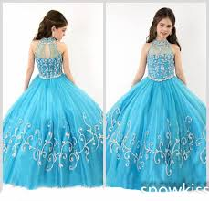party frocks click to buy gorgeous blue tulle party frocks gowns