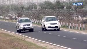 Ford Explorer Sport Price In India Ford Endeavour 4x4 At Vs Tata Aria 4x4 Pride Comparison Ford