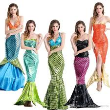 mermaid costume women mermaid costume dress women mermaid dresses