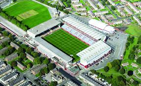 turf moor aerial photo wallsauce usa save your design for later